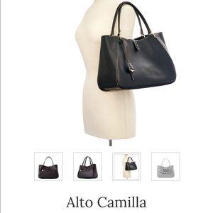 Dooney & Bourke Black Alto Camilla